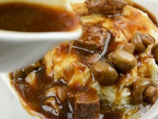 Instant Pot Beef Tips with Potatoes