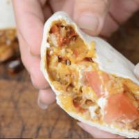 Instant Pot South West burritos
