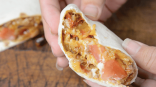 South West Instant Pot Burritos