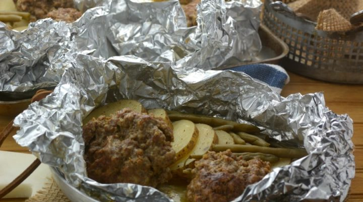 Quick Instant Pot Hobo Meals (Foil Packets)