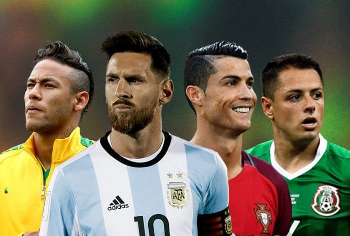 Watch the 2018 World Cup on DISH