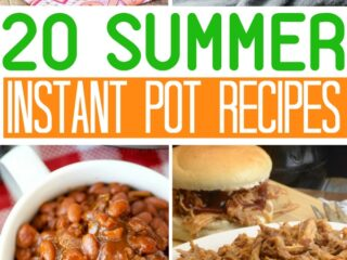 20 Instant Pot Summer Dishes