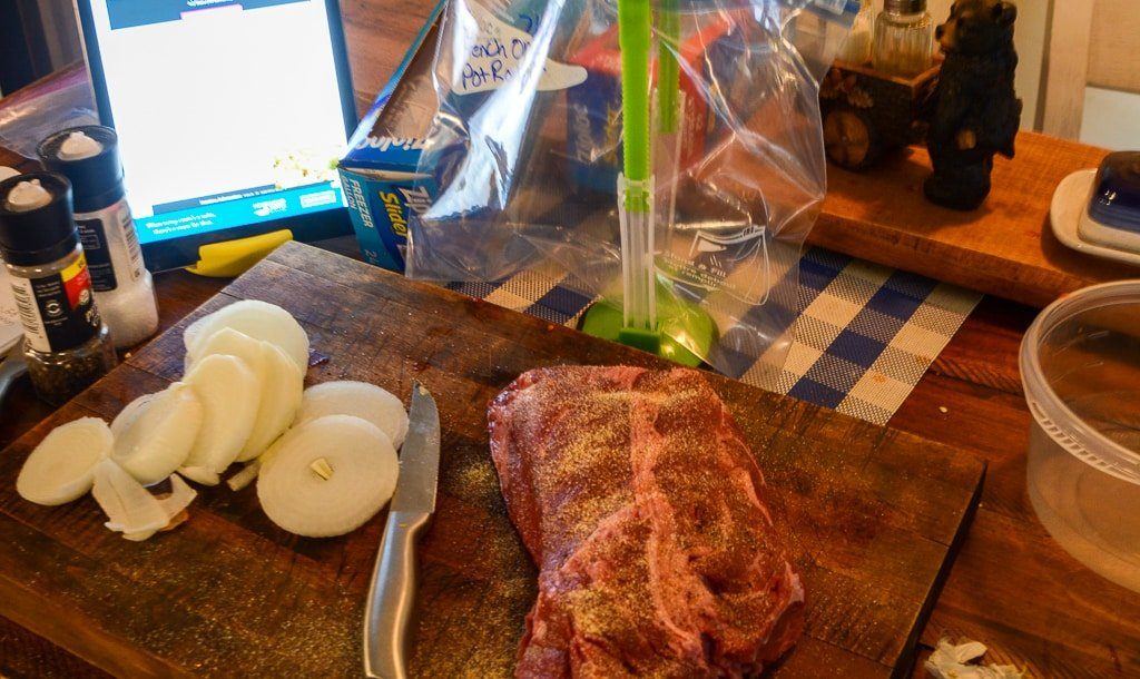 French Onion Roast