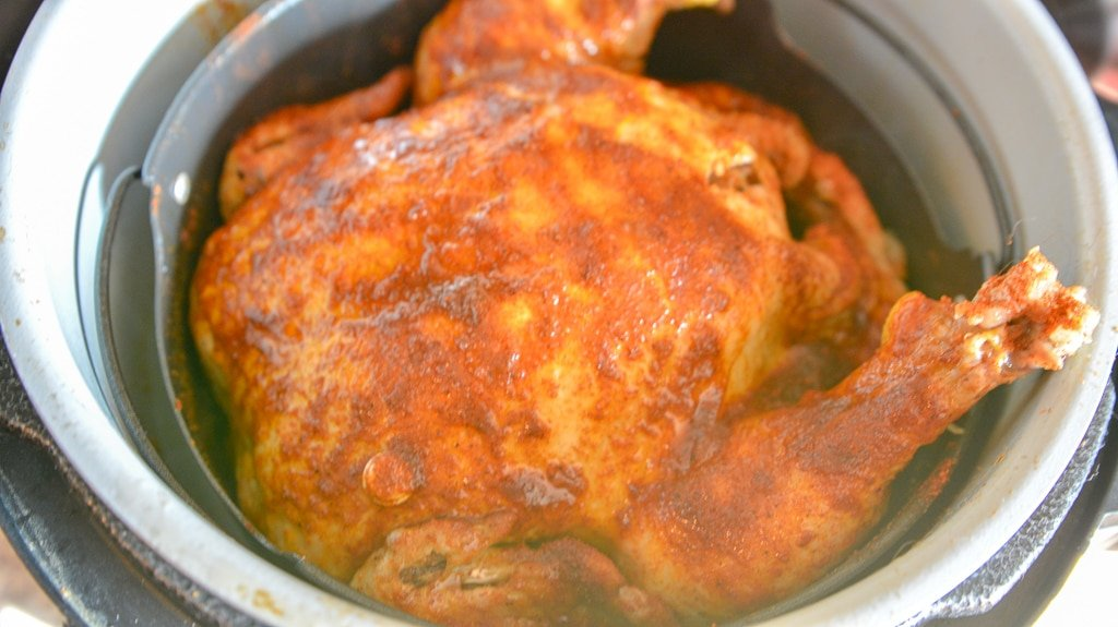 Instant Pot Ninja Foodi Rotisserie Chicken