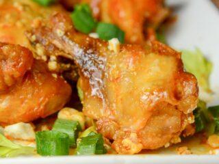 Instant Pot or Ninja Foodi Crispy Wings
