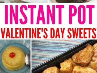 15 Instant Pot Sweets For Valentines