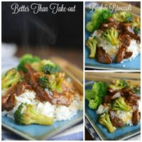 Instant Pot Better than Take-Out Beef & Broccoli
