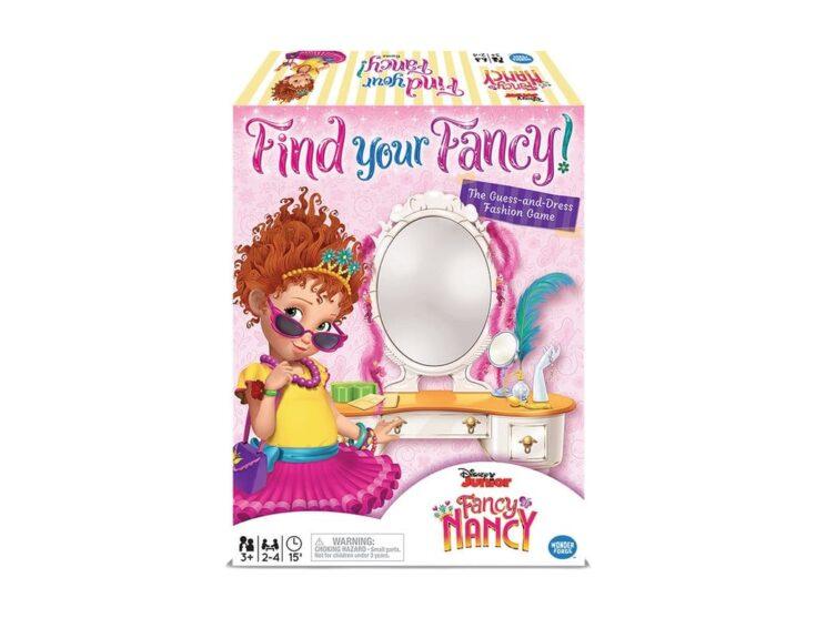 Disney Junior Fancy Nancy Find your Fancy!