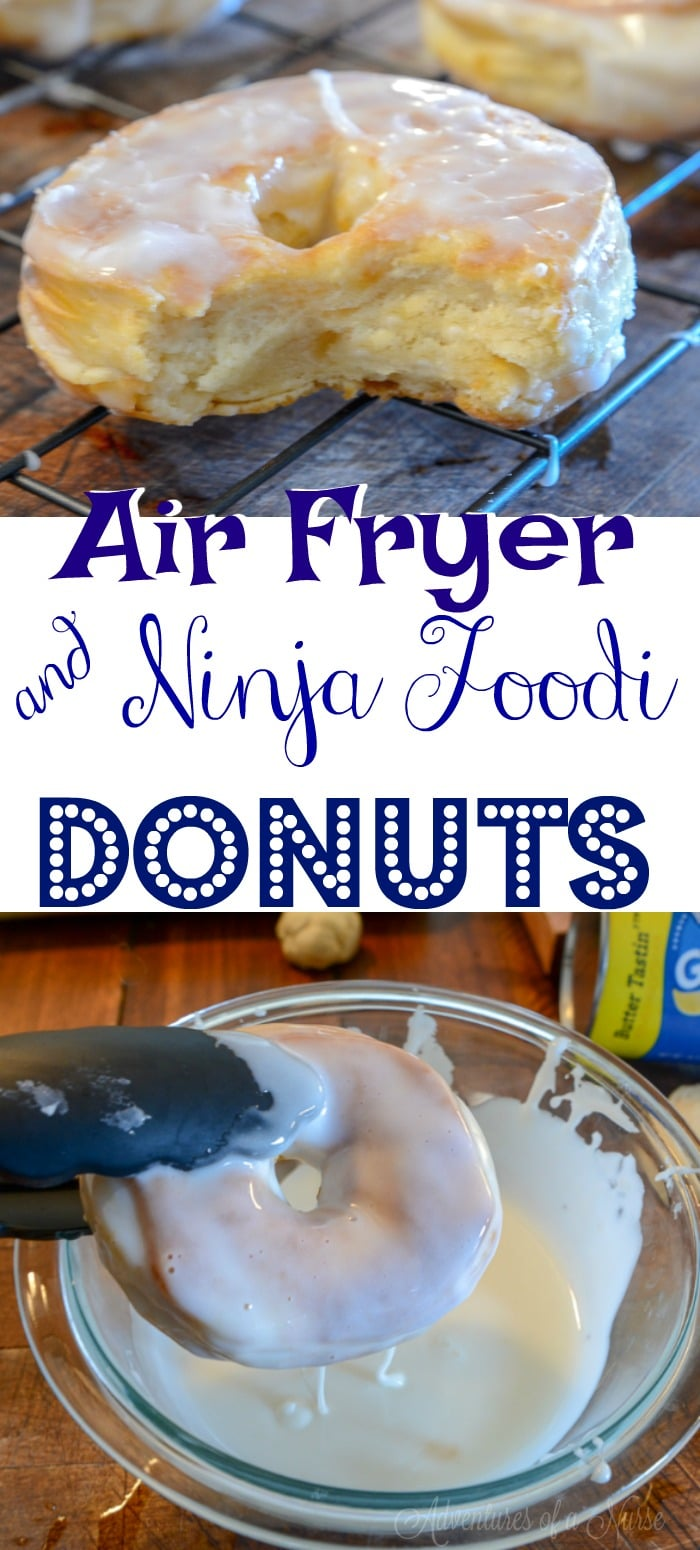 Ninja Foodi Air Fryer Donuts