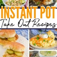 20 Take Out Recipes You Can Make in the Instant Pot