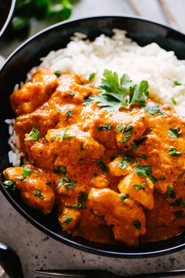 Instant Pot Butter Chicken Recipe | Indian Butter Chicken