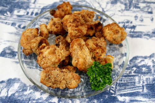 Air Fryer or Ninja Foodi Copycat Chick-fil-A Chicken Nuggets