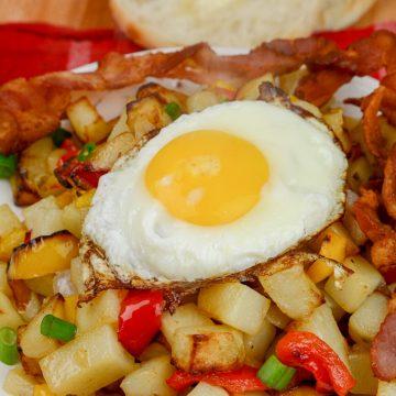 Air Fryer Home Fries