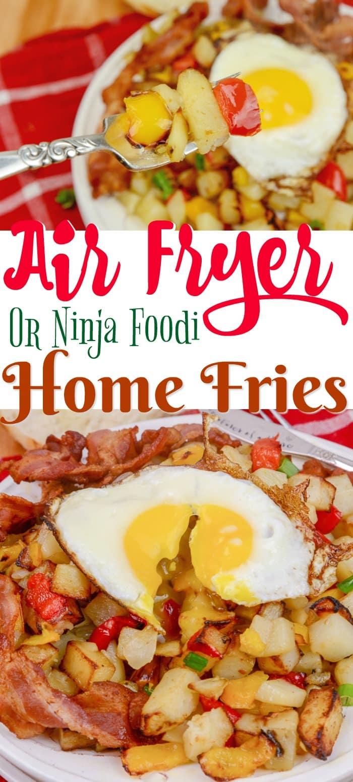 Air Fryer Home Fries