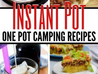 Instant Pot One Pot Camping Recipes