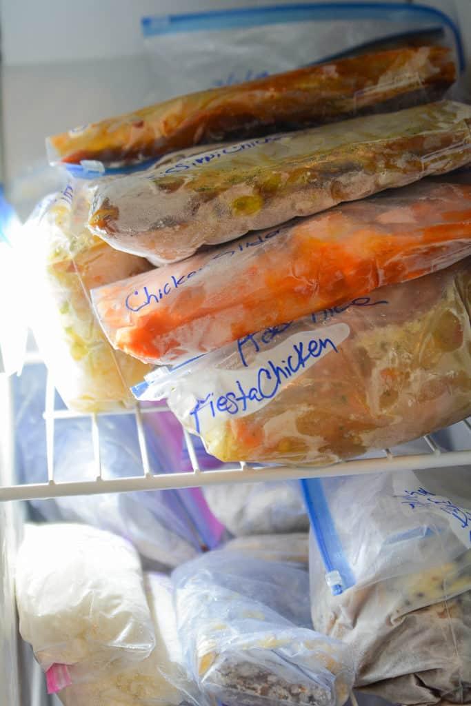 A Month of Instant Pot Freezer Meals