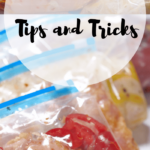 Freezer Meals Tips and Tricks