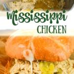Instant Pot Mississippi Chicken