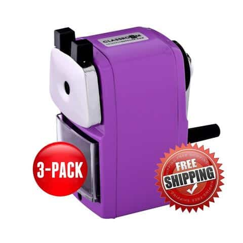 Teacher Special 3 Purple (Buy 3 for only $17.99 each) - Classroom Friendly Supplies
