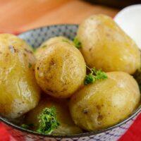 The Original Syracuse Salt Potatoes Instant Pot