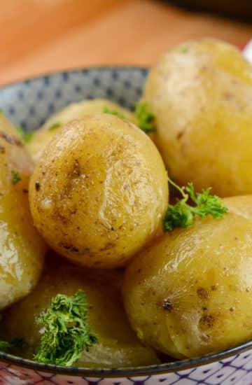 The Origional Syracuse Salt Potatoes Instant Pot