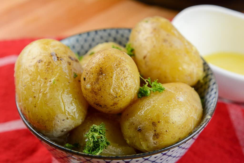 The Origional Syracuse Salt Potatoes Instant Pot