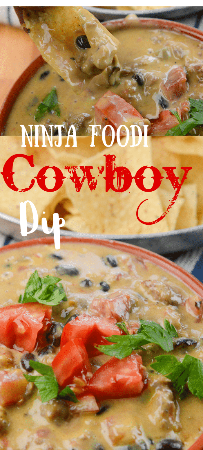 Ninja Foodi Cowboy Dip