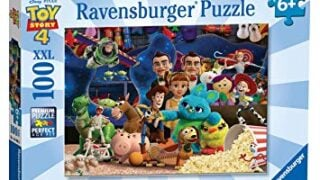 Ravensburger 10408 Disney Pixar Toy Story 4-100 Piece Jigsaw Puzzle for Kids - Every Piece is Unique - Pieces Fit Together Perfectly