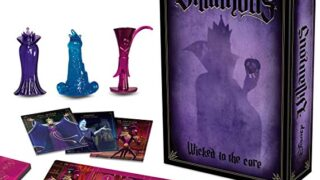 Ravensburger Disney Villainous: Wicked to The Core Strategy Board Game for Age 10 & Up - Stand-Alone & Expansion to The 2019 Toty Game of The Year Award Winner