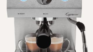 Espresso & Cappuccino Machine EC PRO Capresso