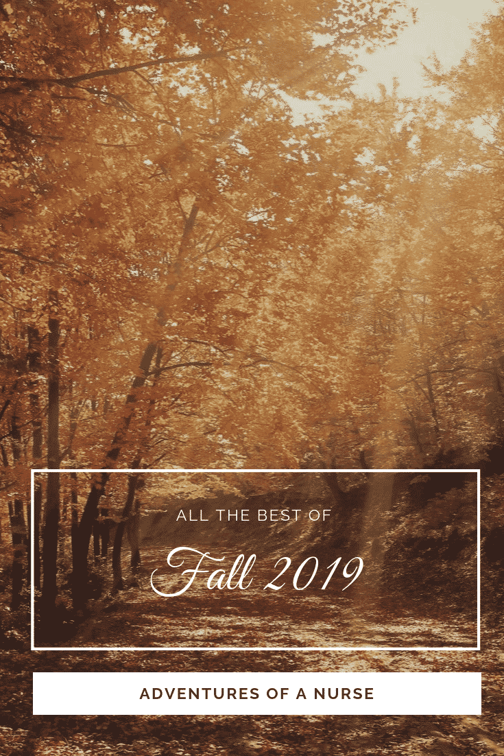All The Best Of Fall of 2019
