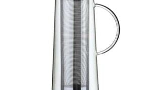 "Zassenhaus M045017 Hot & Cold Brew Infuser, 3.75"" Diameter x 9.5"", Silver"
