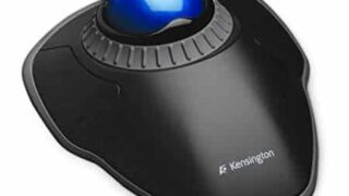 Kensington Orbit Trackball Mouse with Scroll Ring (K72337US)