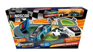 NASCAR Adventure Force Crash Racers – Figure 8 Circuit - Walmart.com