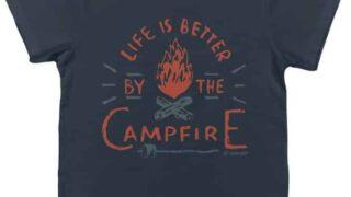 Campfire Tee