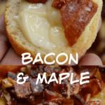 Instant Pot Duo Crisp Bacon Maple Brie