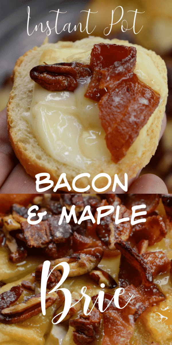 bacon maple brie