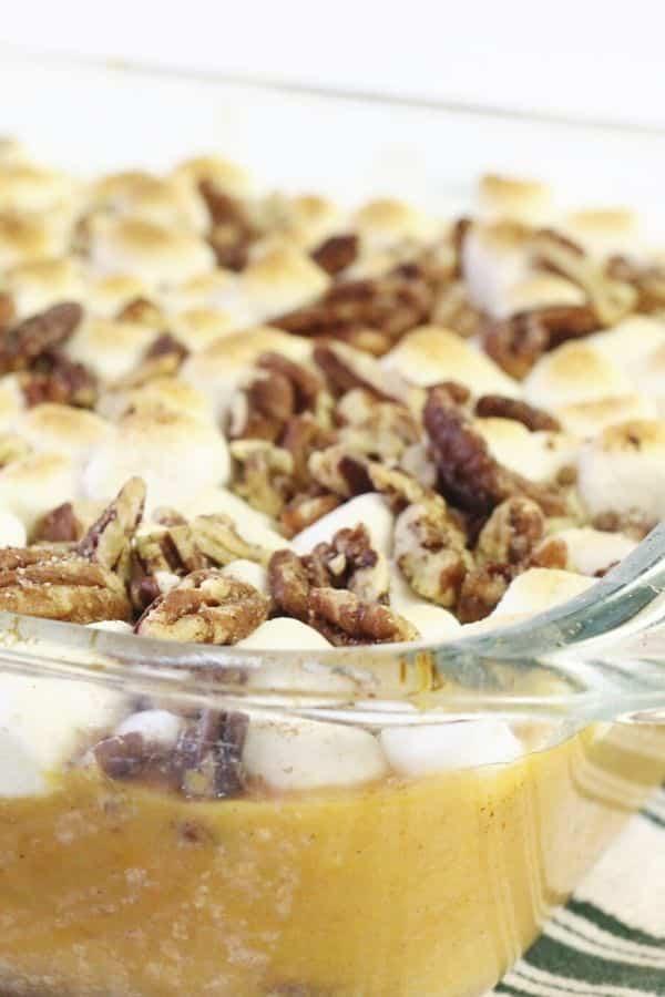 Instant Pot Sweet Potato Casserole Make in Under 20 Minutes