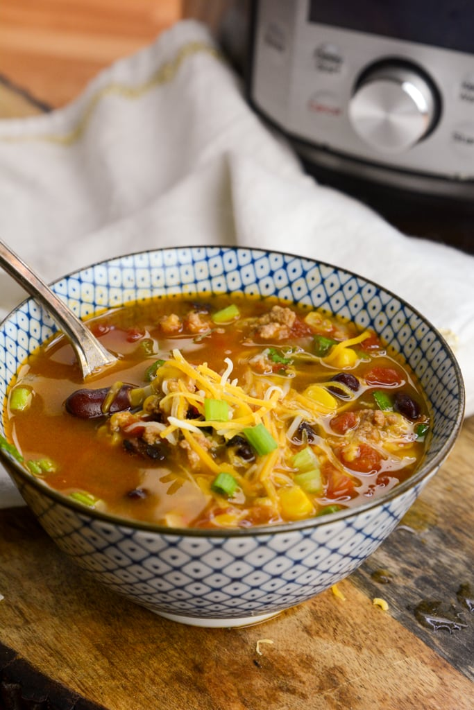 Instant Pot Zero Point Taco Soup