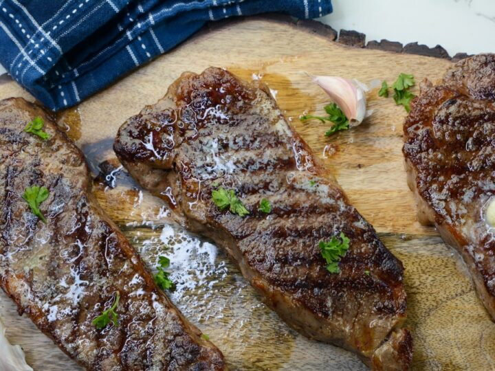 The Ultimate Sous Vide Steak house Steaks