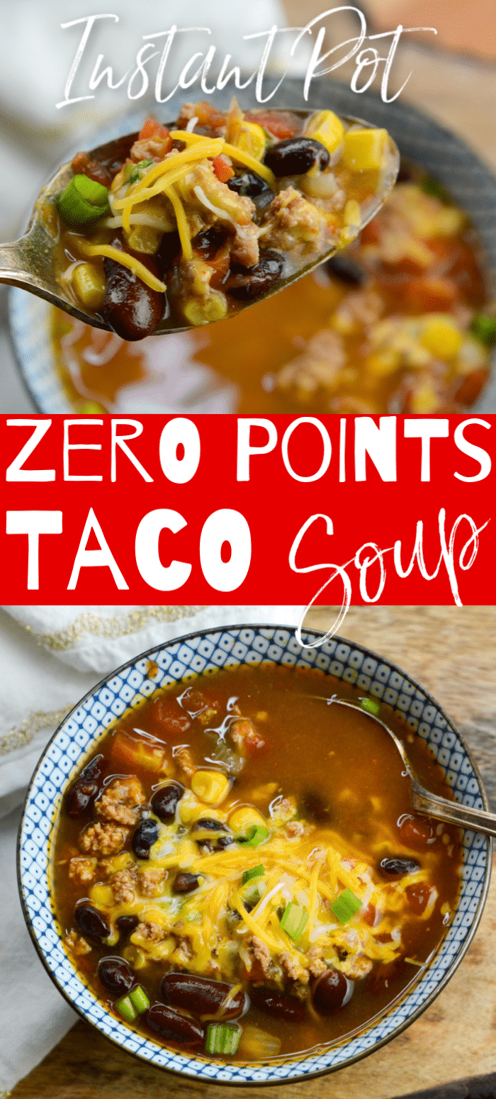 Zero Point Instant Pot Taco Soup