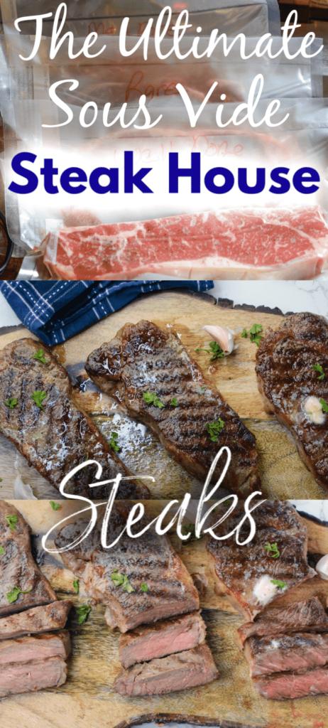 The Ultimate Steak House Steaks