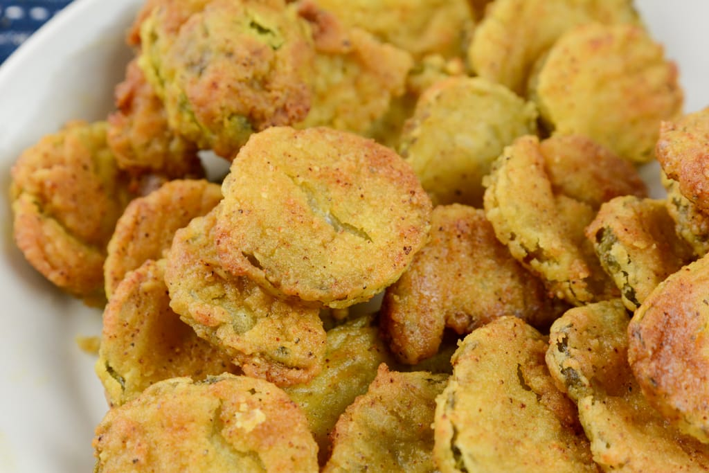 Air Fryer Fried Pickles Texas Road House Copy Cat