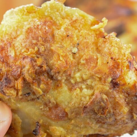 The Best Southern Fried Air Fryer Chicken