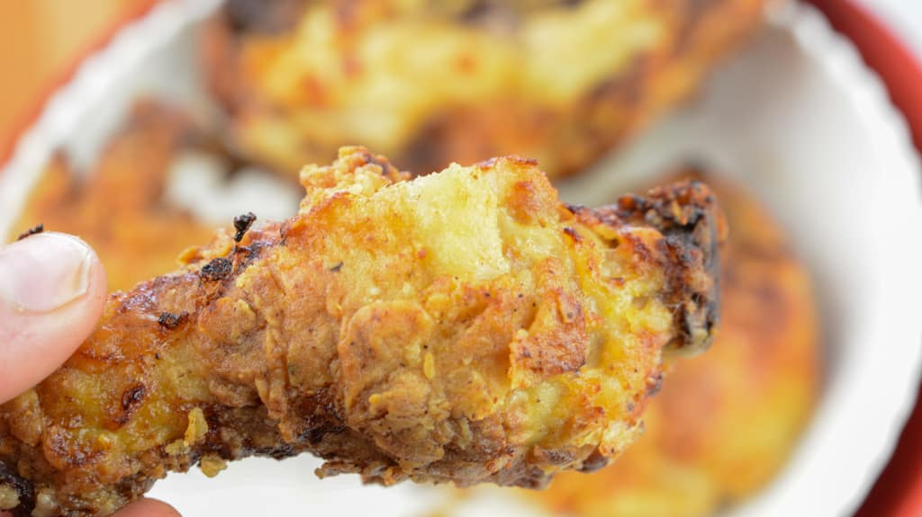 Frying Chicken in the Air Fryer