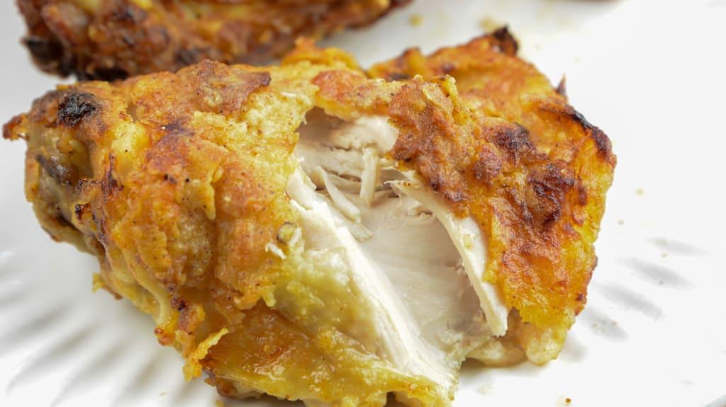 Recipe for Air fryer fried chicken