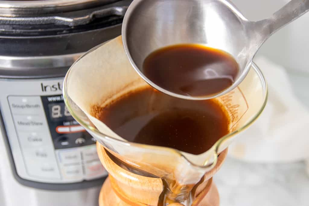 Instant Pot coffee Concentrate How To