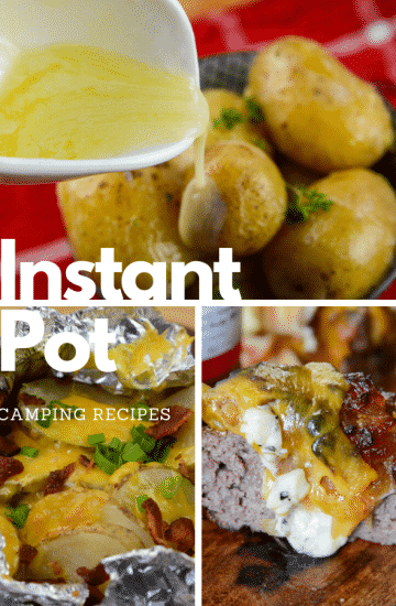 Instant Pot Camping Recipes