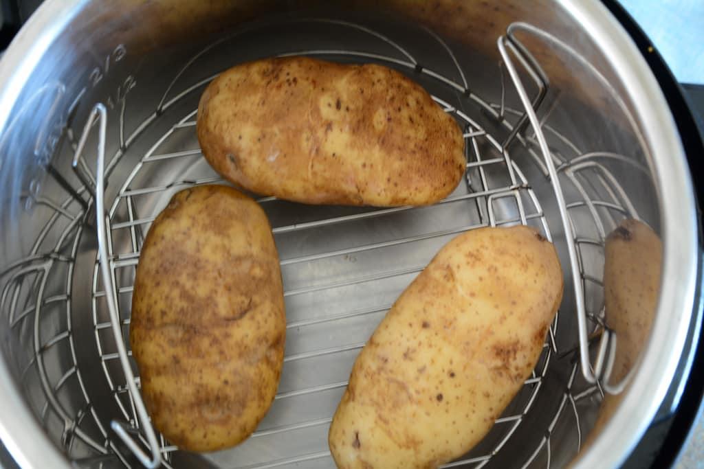 Russet Potatoes In Air Fryer