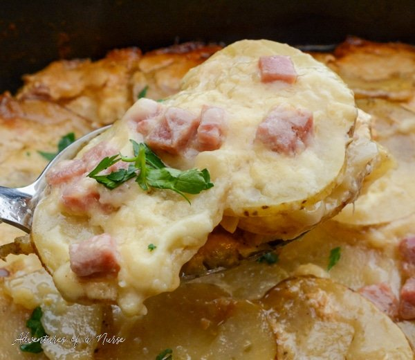 Grandmas scalloped potatoes